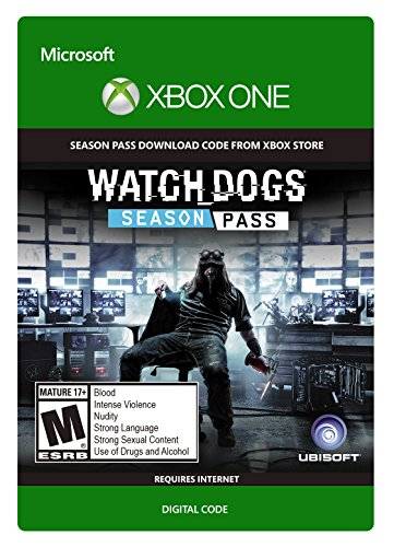 Watch Dogs - Season Pass - Xbox One Digital Code by Ubisoft