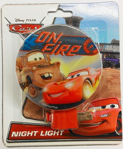 Disney Pixar Cars Night Light