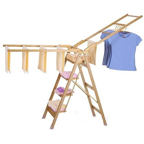 RMXMY Colgador de Secado de escaleras de Uso doméstico ...
