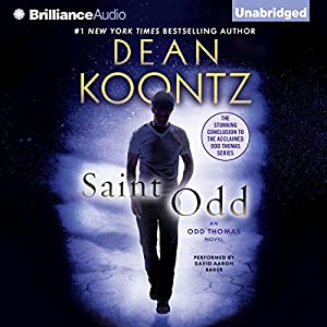 Saint Odd Audiobook