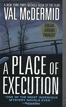 A Place of Execution 0312979533 Book Cover