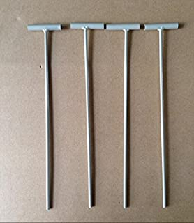 5pieces new peoduct Changes in a single convenient change the size of the pigeon door & Amazon.com : 26cm(Tall)60cm(long) T-trap for pigeon birds house door ...