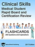 Clinical Skills Medical Student: Rapid Board and Certification Review
