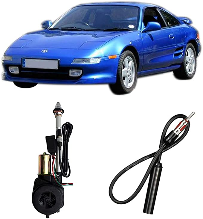Toyota MR2 1991-1995 Factory OEM Replacement Radio Stereo Powered Antenna Mast