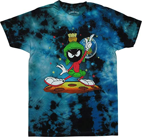 space jam Looney Toons Marvin The Martian Adult