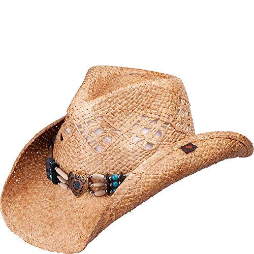 (Peter Grimm Hopi Drifter Hat (Natural))