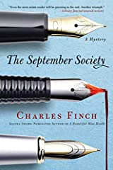 The September Society (Charles Lenox Mysteries) by Charles Finch(2009-07-21) Paperback
