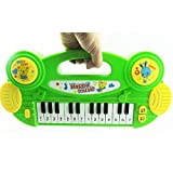 Bovillo Multi-function Electronic Organ Toy Light Music Intelligent Toy Piano