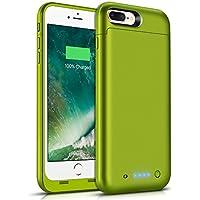 Battery Case for iPhone 8 Plus 7 Plus, Taeozi 7000mAh...