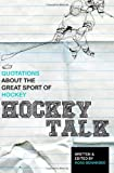 Hockey Talk, Ross Bonander, 1492825409
