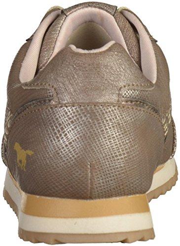 Mustang - Zapatillas de casa Mujer Braun (Titan 258)