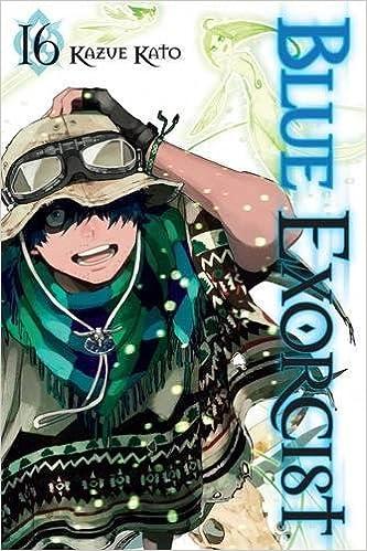 blue exorcist vol 16 kazue kato 9781421590417 amazon com books