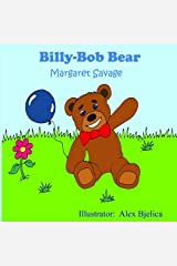 Billy-Bob Bear: Colouring Book Paperback