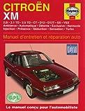 Citroen Xm Essence ET Diesel (89 - 98)