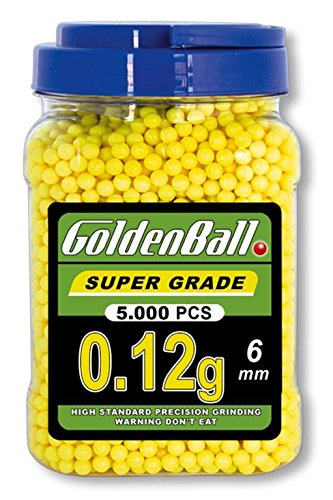 Talla /Única Unisex Adulto Goldenball 35036 Munici/ón para Armas