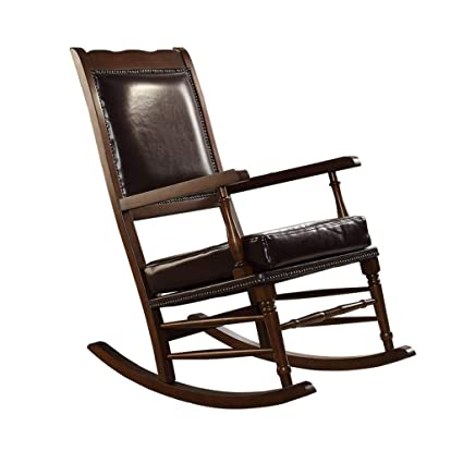 Peachy Amazon Com Hyyty Y Vintage Solid Wood Rocking Chair Beatyapartments Chair Design Images Beatyapartmentscom