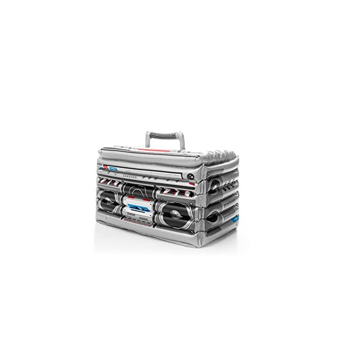 Nevera Hinchable Radio Retro Th3 Party: Amazon.es: Juguetes ...
