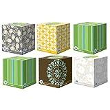 Puffs Plus Lotion Facial Tissues Cube 6 Boxes (56 Count Each)