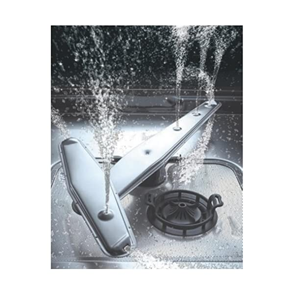 """Smeg 24"""" Fully integrated Dishwasher With 13 Place Settings 5 Wash Cycles, Half-Flexible Load, Panel Ready, STU8249 2"""