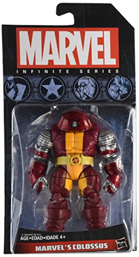 marvel colossus toy - 4