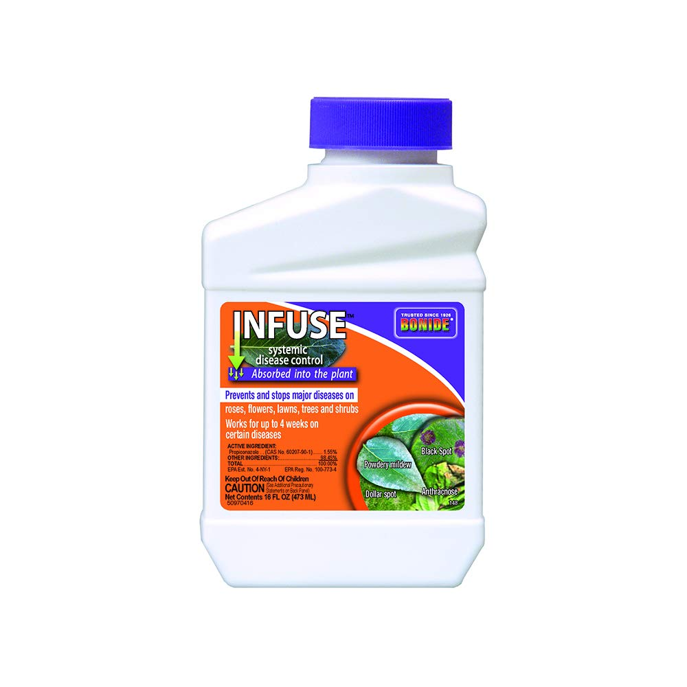 Bonide (BND148) - Infuse Systemic Disease Control, Fungicide Concentrate (16 oz.)