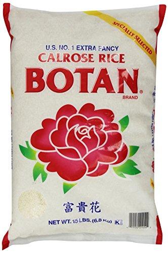 Botan Calrose Rice, 15-Pound
