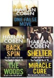 download ebook harlan coben myron bolitar collection 5 books set (back spin, one false move, the woods, miracle cure, shelter) pdf epub