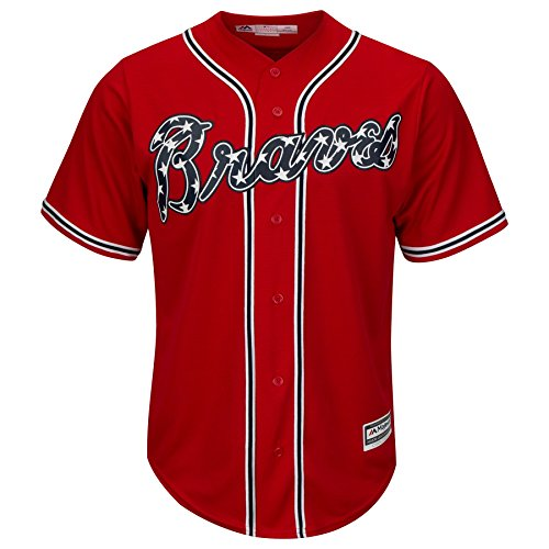 Freddie Freeman Atlanta Braves #5 Youth Cool Base Stitched Alternate Jersey Red – DiZiSports Store