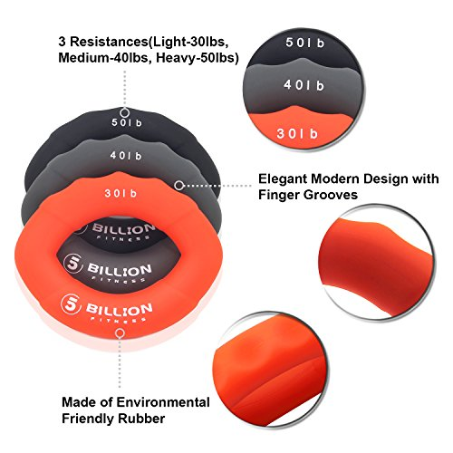 5billion Hand Strength Grip Finger Stretcher Strength Import It All