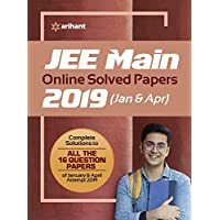 Solved Papers for JEE Main 2020