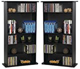 2 Atlantic DrawBridge 240 Media Storage & Organization Cabinet