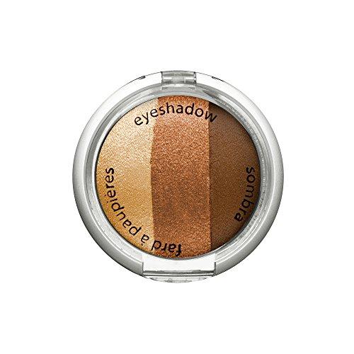 - Palladio Cosmetic Baked Eyeshadow Trio, Metallics, 0.09 Ounce
