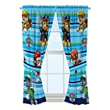 PAW Patrol Puppy Fun Window panels