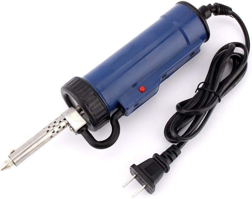 Soldering Iron Solder Sucker 2in1 30W 220V Desoldering Vacuum Pump Welding Tool