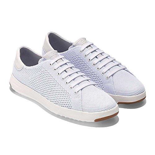 Cole Haan Women's Grandpro Stitchlite Tennis Sneaker W08892 Optic White Knit Optic White Knit