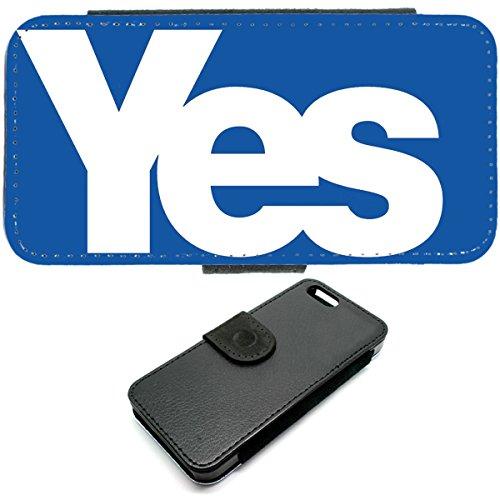 YES Votum für Scotland iPhone 6 Schutzhülle - unabhängige Scotland SNP 2014