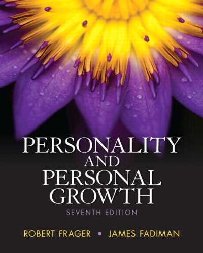 Personality and Personal Growth Plus NEW MyLab Search with eText -- Access Card Package (7th Edition)