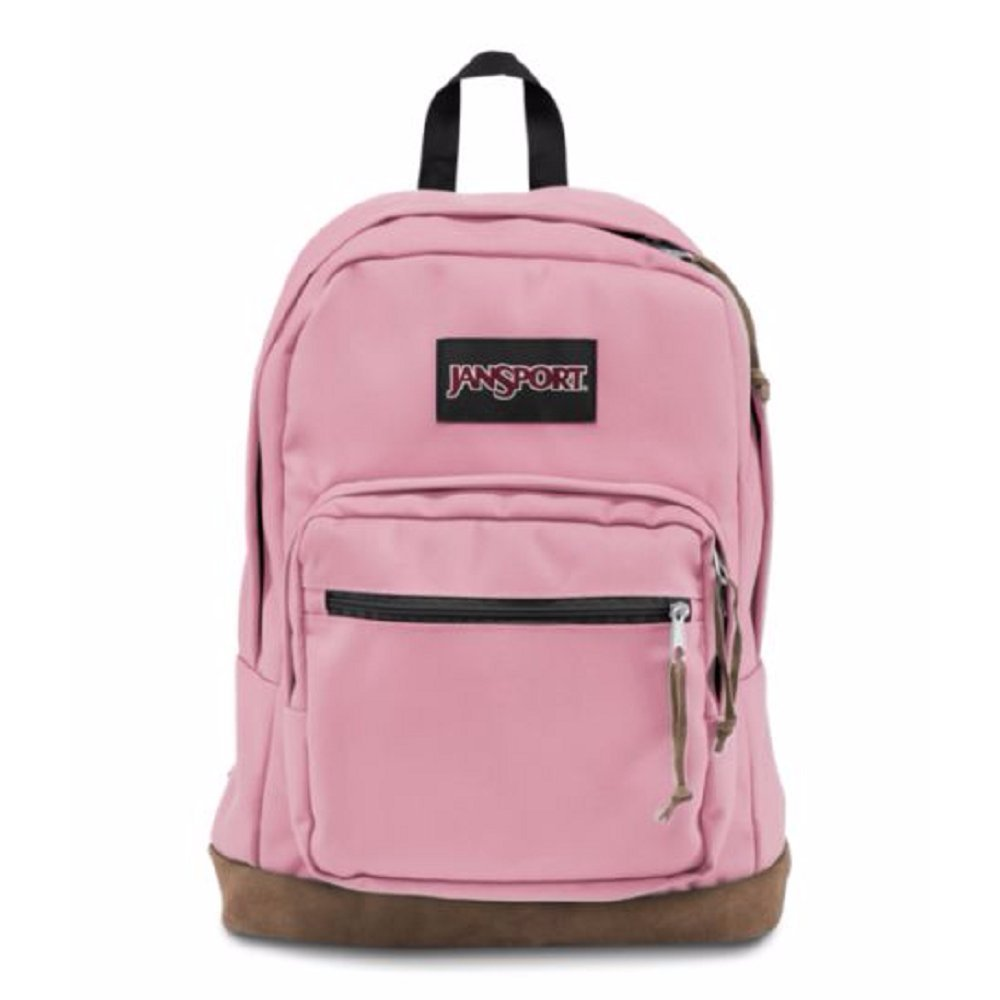 55939832857 Pale Pink Jansport Backpack- Fenix Toulouse Handball