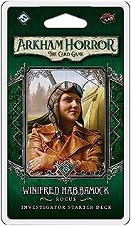 Fantasy Flight Games Arkham Horror LCG: Winifred Habbamock Investigator Starter Deck (AHC49)