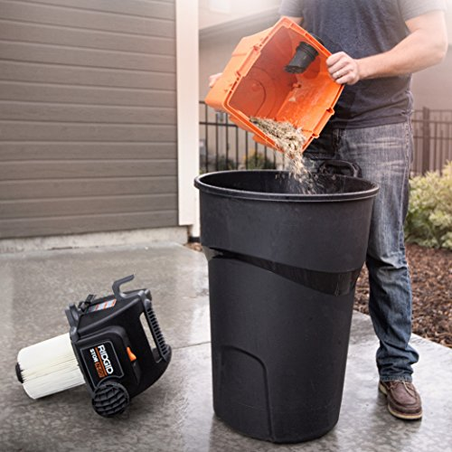 Ridgid Wet Dry Vacs Vac5000 Portable Wall Mount Wet Dry