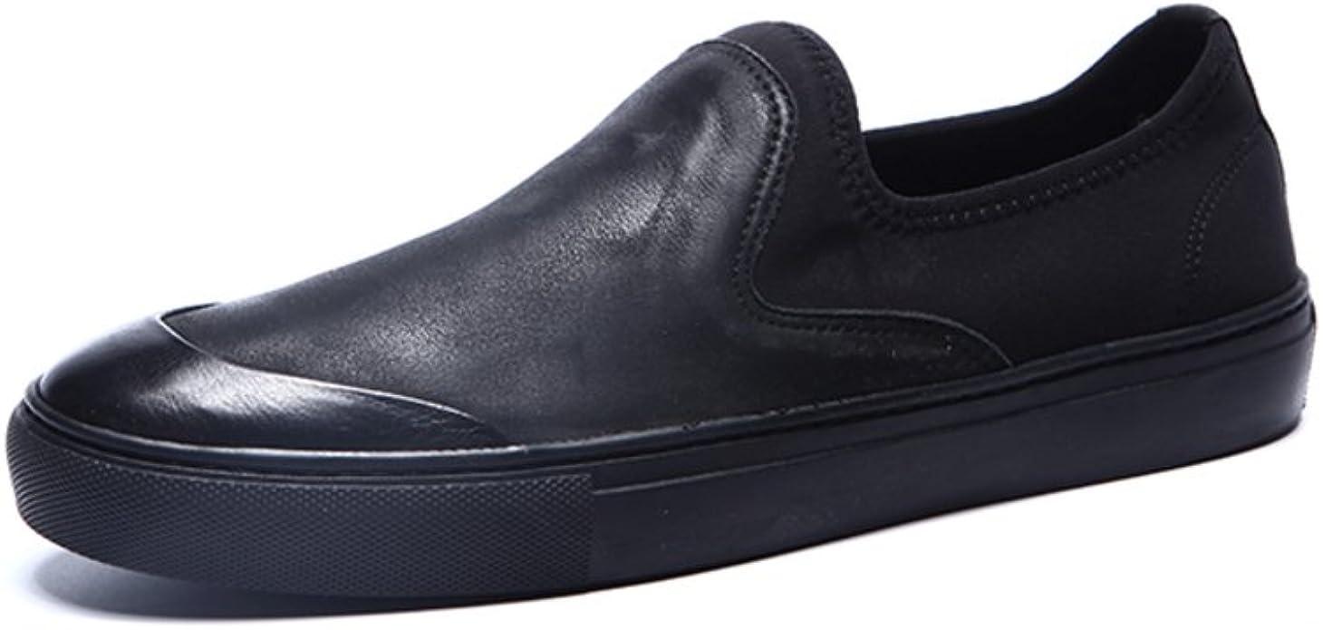 Lok Fu Zapatos Moda Hombres/Zapatos Perezosos del Verano/Zapatos ...