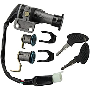 Amazon.com: Ignition Switch y for 50cc-150cc Scooter.: Automotive on moped carb diagram, moped switch, moped solenoid diagram, moped wheels, moped ignition diagram, moped frame diagram, moped fuel tank, moped engine diagram, moped headlight, moped transmission, moped exhaust, moped coil, moped hose, moped tires, scooter diagram, moped lighting diagram, moped repair manual, moped motors diagram, moped parts, moped battery diagram,