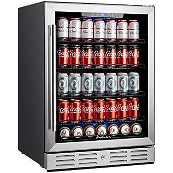 Amazon Com 24 Inch Under Counter Built In Beverage Cooler