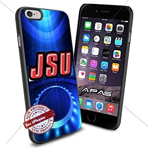 Jacksonville State Gamecocks NCAA ,Cool Iphone 6 Smartphone Case Cover Collector iphone TPU Rubber Case Black color [ Original by WorldPhoneCase Oly ]