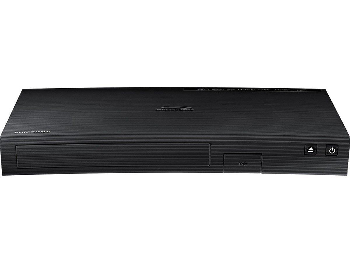 Samsung BD-J5700 Curved Blu-ray Player with Wi-Fi w/Remote - Certified Refurbished