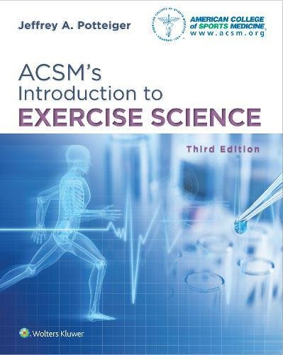 Acsm's Intro.To Exercise Sci. W/Access