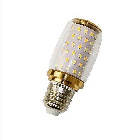 OOFAY Bulbs Light@ E27 Bombilla LED 14W Vela Blanca Cálida 3000K 2000Lm AC 85-