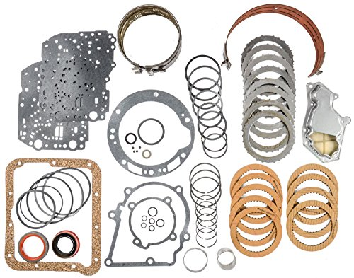 - JEGS Performance Products 62108 Transmission Rebuild Kit 1970-1981 Ford C4 Inclu