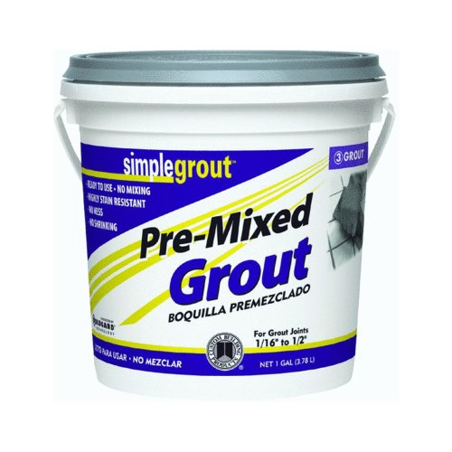 Simplegrout Pre-Mixed Tile Grout (Grout Premix)