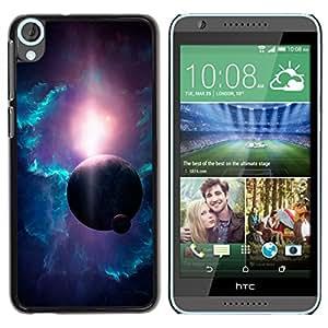 Stuss Case / Funda Carcasa protectora - The Planetary Battle - HTC Desire 820